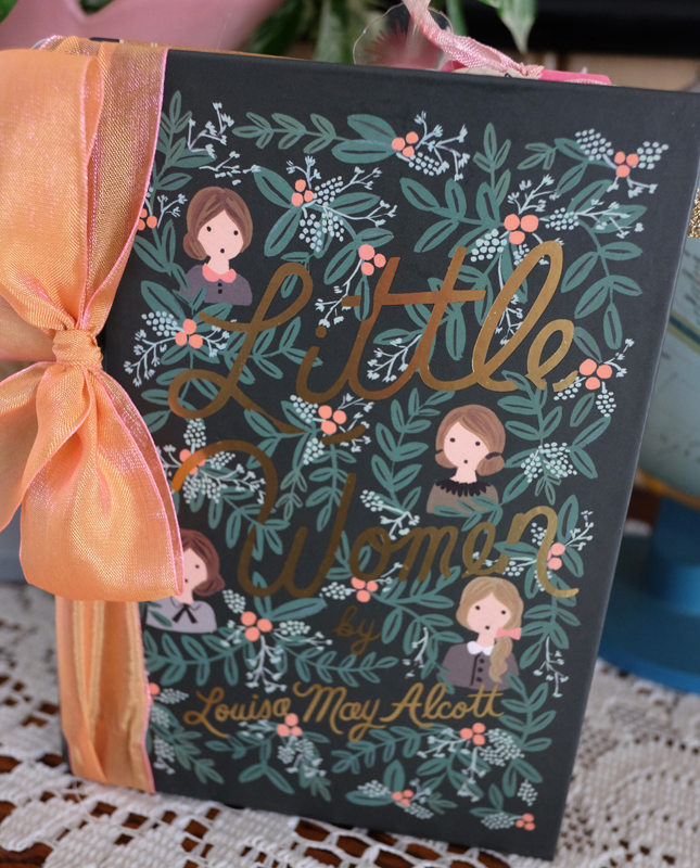 In Bloom Altered Book cover
